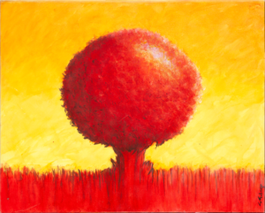 Albero Rosso (Red Tree)